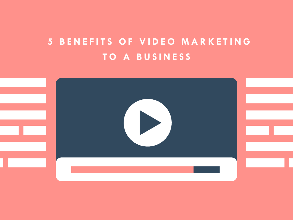 5 Benefits of Video Marketing to a Business