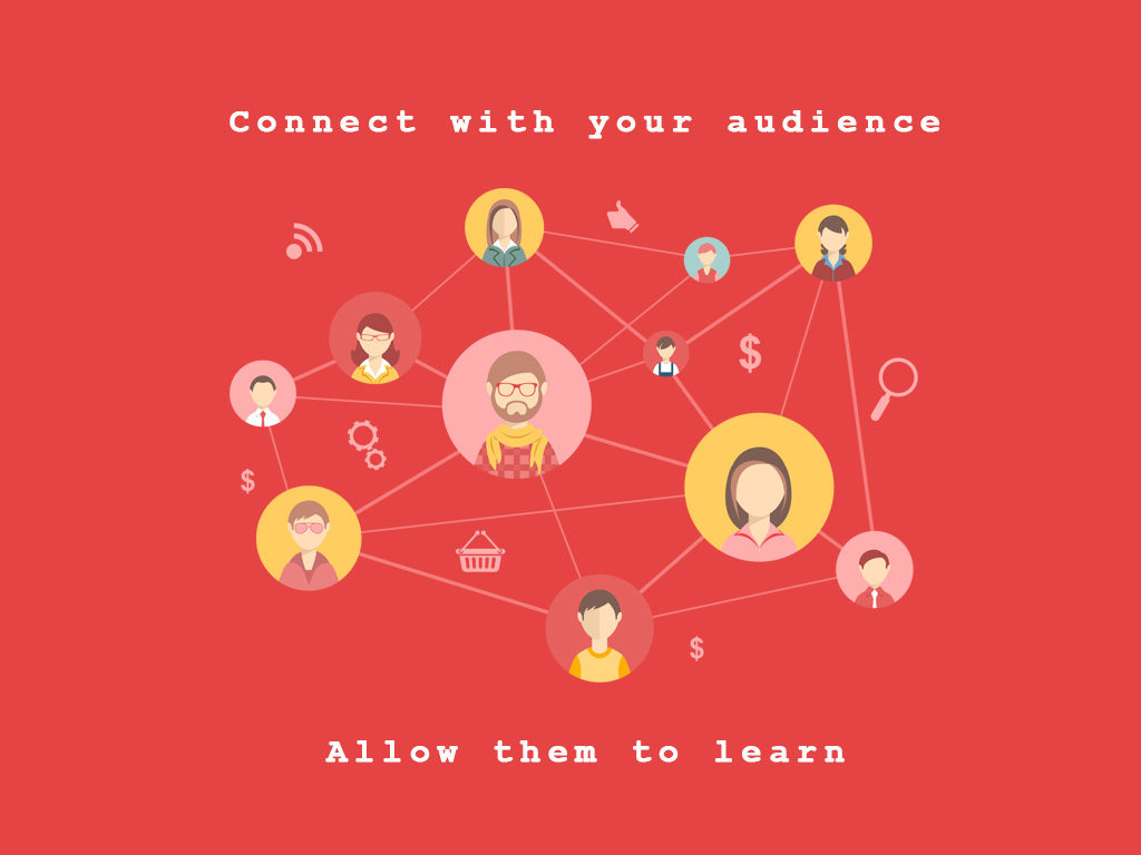 Connect With Audience