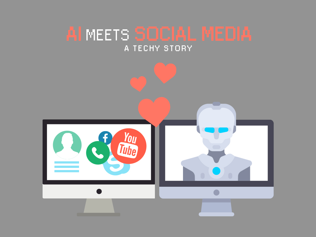 cover ai meets social media