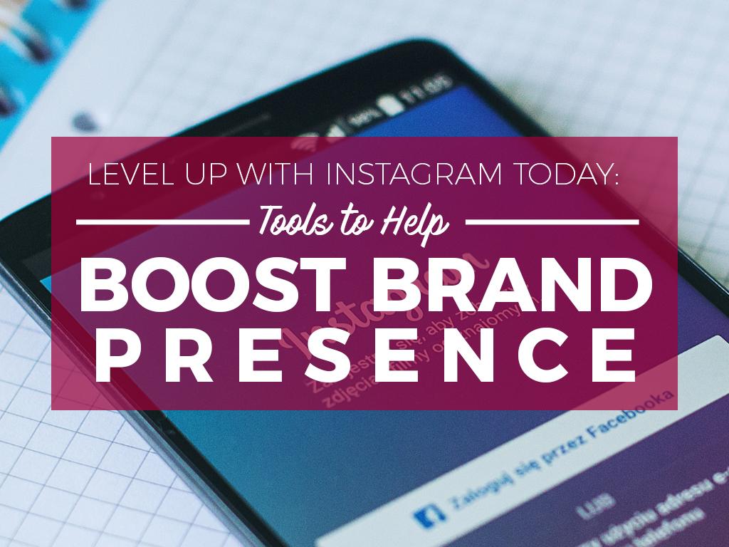 boost brand presence