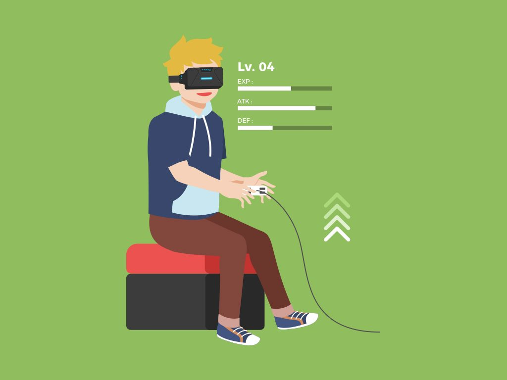 A Virtual Reality Experience