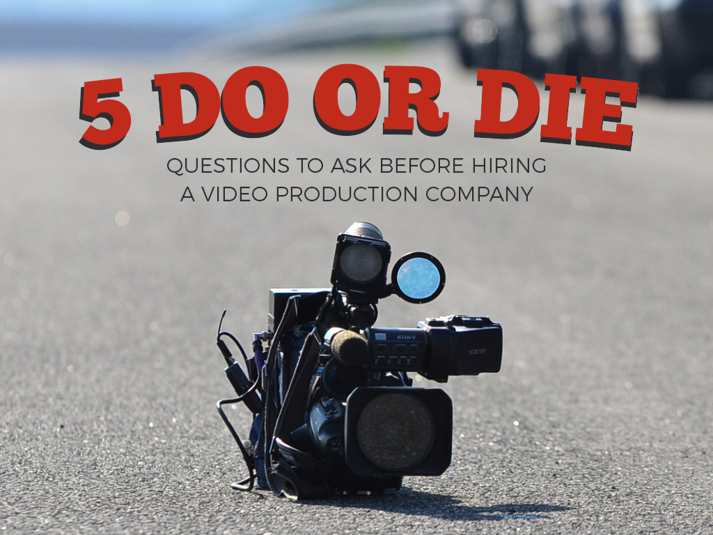 5 do or die questions
