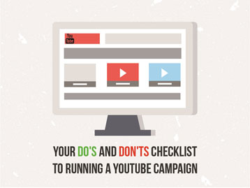 Your Do's and Don'ts Checklist to Running a YouTube Campaign